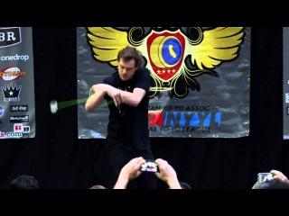 Cal States - 5th Place - Jensen Kimmitt (California State Yoyo Contest)