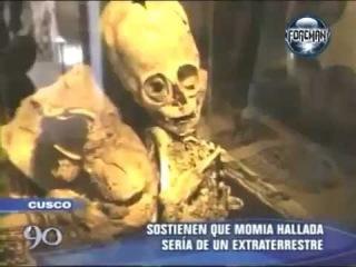 Необычные мумии обнаружены в Перу.