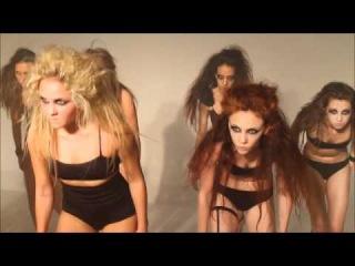 шоу-балет MOLOKO - The Ravages of War [promo video].wmv