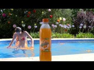 Пабло и Канде в рекламе Mirinda