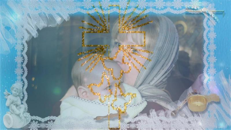 Поздравление внучке на крестины от бабушки