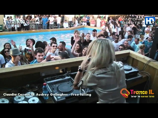 CLAUDIA CAZACU @ GAG Jerusalem (Live)