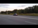 BMW 320Xi tuned vs KIA RIO stock drag for fun