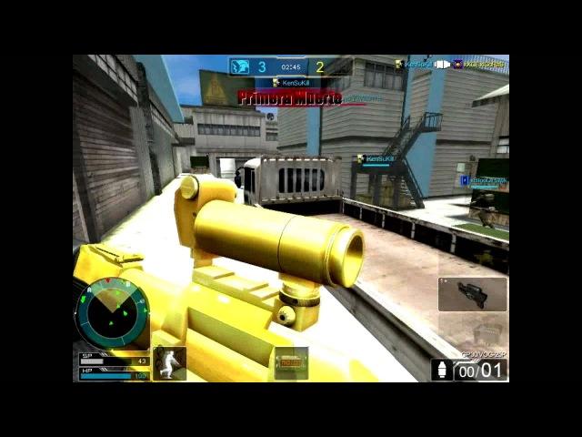 FatalFury vs Comandos Elite