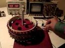 суперпростой однотранзисторный магнитный мотор