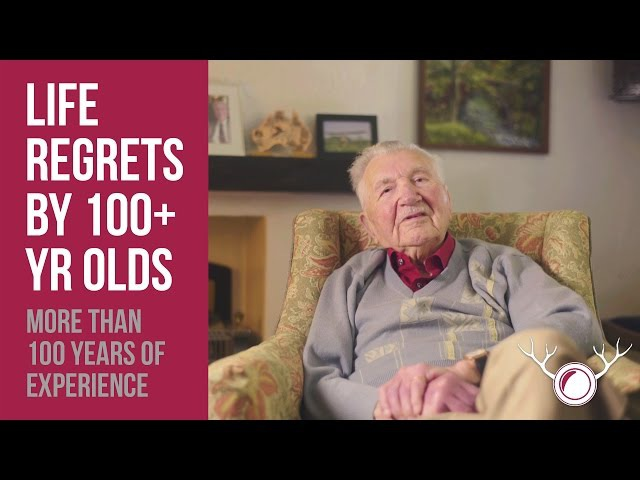 Life Lessons From 100 Year Olds