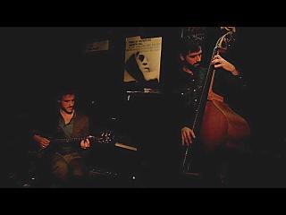 Petros Klampanis Trio plays 'Poinciana' live at Jimmy Glass Jazz Bar 2016