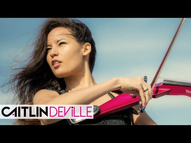 Alone Alan Walker Electric Violin Cover Caitlin De Ville