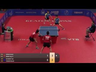 2017 Belarus Open Highlights: Wang Zeng Yi/Daniel Gorak vs Yuto Kizukuri/Masaki Takami (Final)
