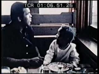 Muhammad Ali tricks his daughter