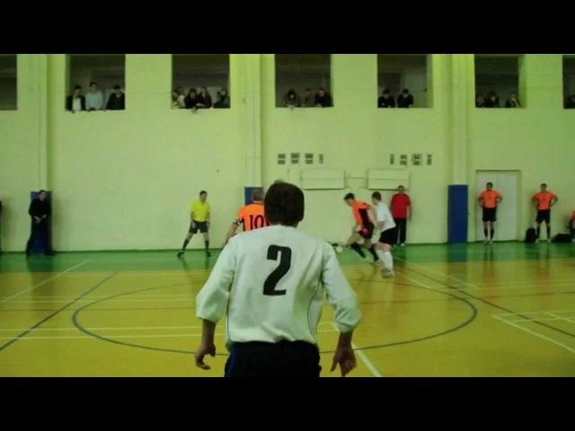 Мини футбол PLAYOFF Ветераны ТКБ 10 4 Агросервис 1 8 Финала