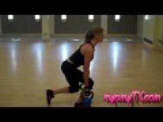 Fitness - Killer Kettlebell Workout