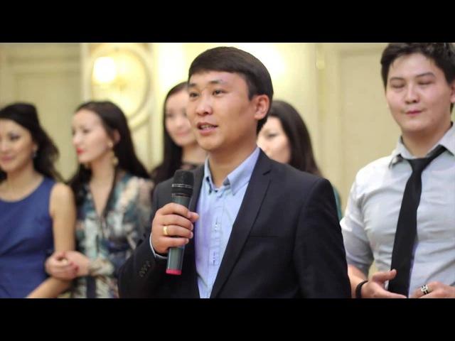 TVC Видеомонтаж в Алматы Видеосъемка свадеб Маржан III