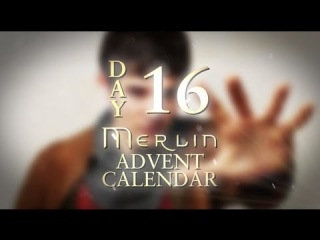 Мерлин: Рождественский календарь |  День 16 | Кейти о том, считает ли она Моргану плохой
