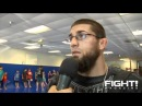 Court McGee: Train to Fight, FIght to Win, I'm Gonna Win vs. Ryan Jensen