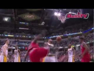 Luol Dangerous! (Indiana Pacers )