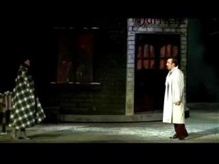 Ария Мими и квартет из 3-го действия