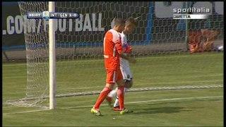 Campionato Primavera 1: Inter - Genoa 2-0