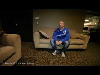 Дмитрий Инзаркин Россия, интервью, ноябрь 2014