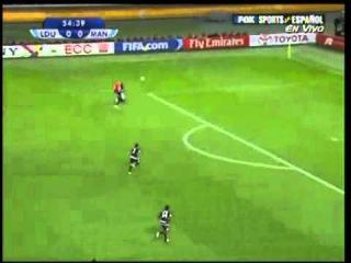 Манчестер Юнайтед - ЛДУ Кито
