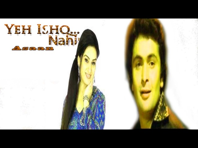 Yeh Ishq Nahin Aasaan Super Hit Hindi Movie Rishi Kapoor Padmini Kolhapure Asrani