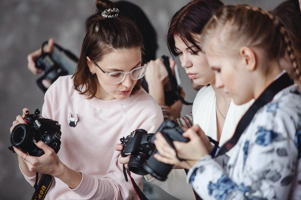 куда идти учиться на фотографа эксперты расскажут какой