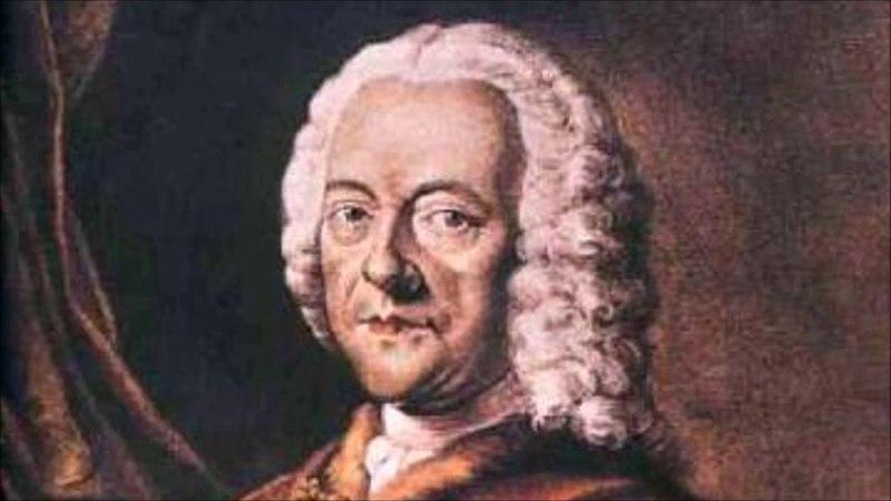 Telemann Concerto a 2 Flauti Traversi Violino Violoncello archi e b c TWV 54 D1