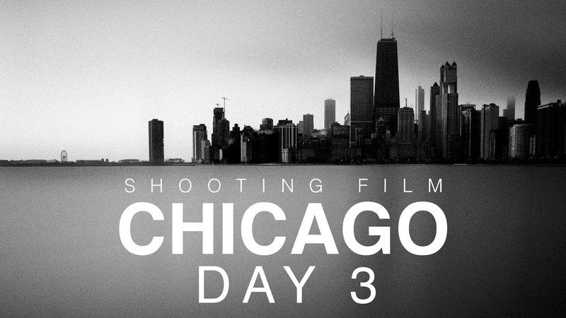 Shooting film Chicago Day 3 ~ Bronica SQ Ai HP5