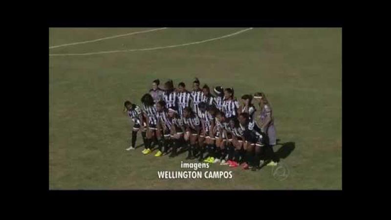 Botafogo PB 1x0 Caucaia CE - Campeonato Brasileiro Feminino 160915