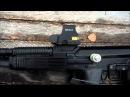 Vepr 12 shotgun . Как на заводе Молот тюнингуют карабин))