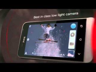 Реклама HTC one V