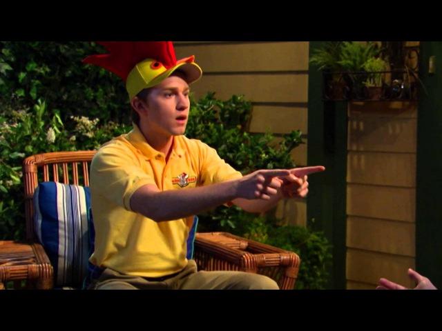 Сериал Disney Держись Чарли Сезон 2 эпизод 28 ВРЕМЯ СКАЗОК