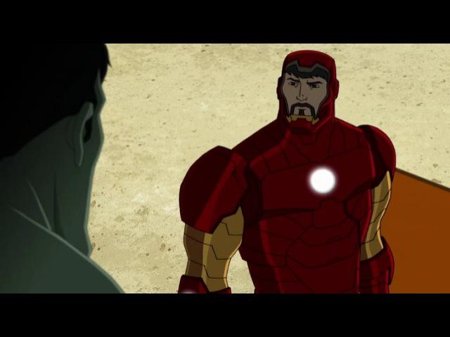 HD Marvel's Avengers Assemble Мстители Общий сбор 2 сезон 20 серия