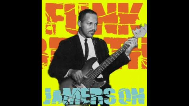 James Jamerson The Funk Brothers FEVER IN THE FUNKHOUSE