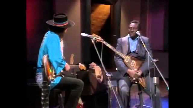 Albert King Stevie Ray Vaughan Blues Jam Session