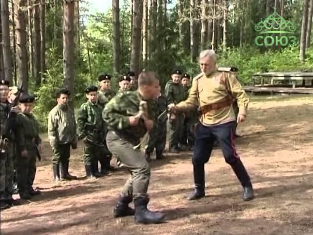 Детский лагерь Казачий стан в д. Хотнеже