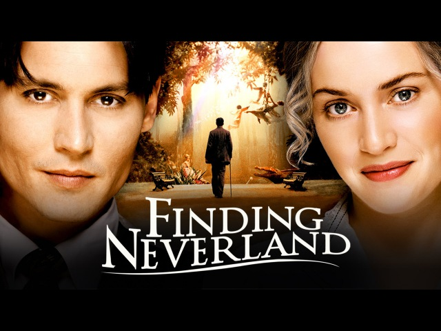 Волшебная страна Finding Neverland 2004