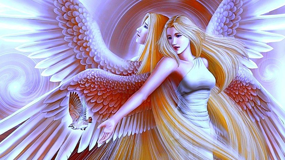 Картинки ангелов все серии