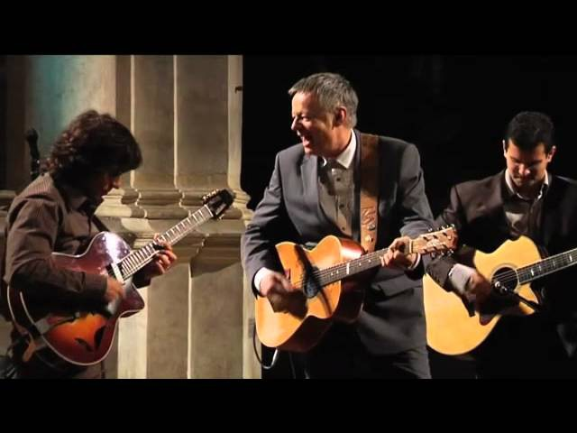 Frank Vignola Quintet Tommy Emmanuel - 2008-04-29 - Limehouse Blues - Flight of the Bumble Bee