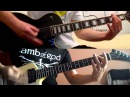 Lamb of God - Set to Fail (Bro Dual Guitar Cover w/solo)