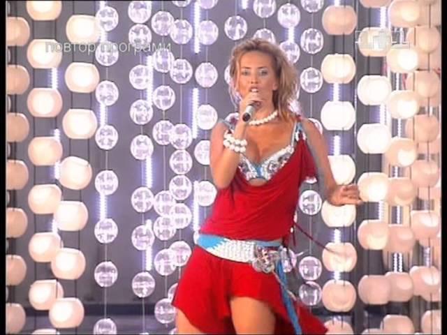 Жанна Фриске Где то летом Новая Волна 2006
