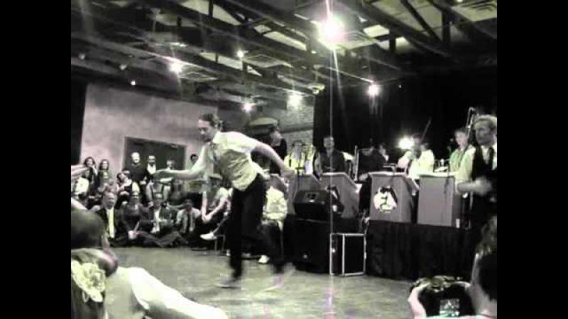 ULHS 2010 - Solo Jazz Final - Tie Breaker Bobby Bonsey vs. Chance Bushman