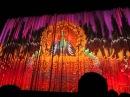Шоу театрального занавеса