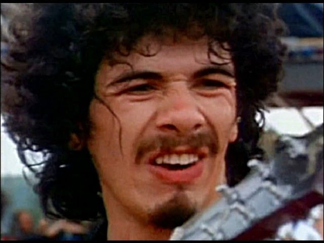Santana Soul Sacrifice 1969 Woodstock Live Video HQ