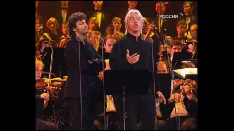 Hvorostovsky Kaufmann - O Sole Mio