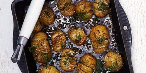 Как приготовить молодую картошку в духовке и на плите: 10 аппетитных блюд, изображение №7