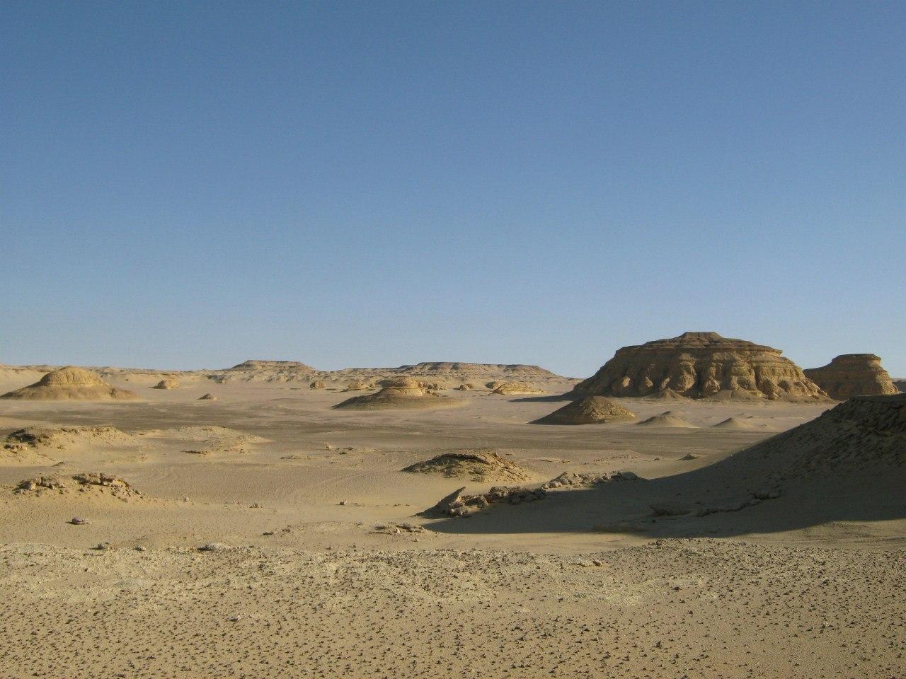 Выживание на жаре в Египте