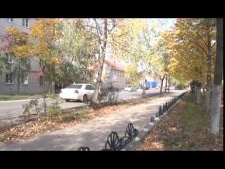Видеозарисовка - осень