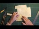 Скрапбукинг: Открытка коробочка своими руками ( шаблон) / The Workshop