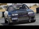 Nissan R32 GTR Skyline @ Mallala SAU Nationals